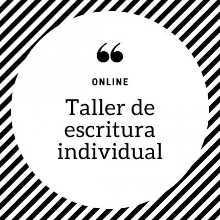 Taller de escritura creativa individual-2